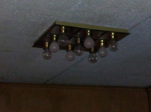 1970's lighting