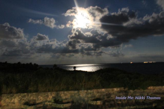 Moon Light Beach