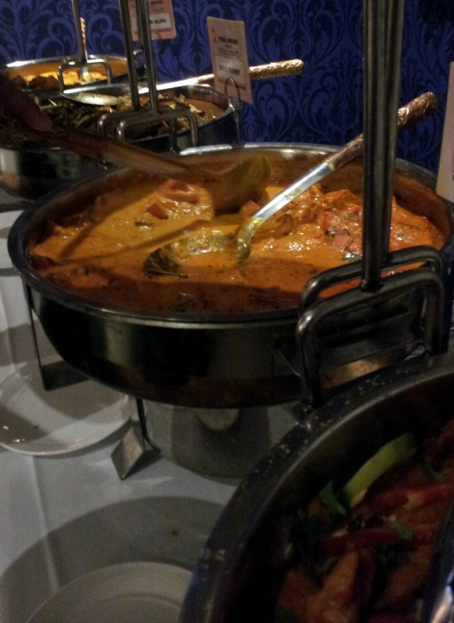 Indian House Buffet