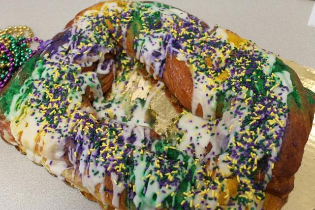 King Cake 5