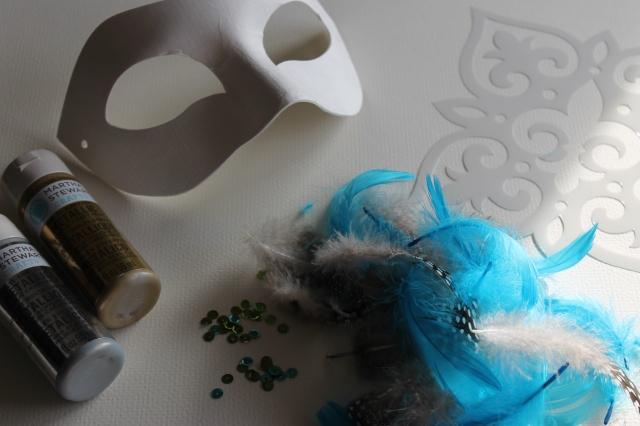 Mardi Gras Mask 8