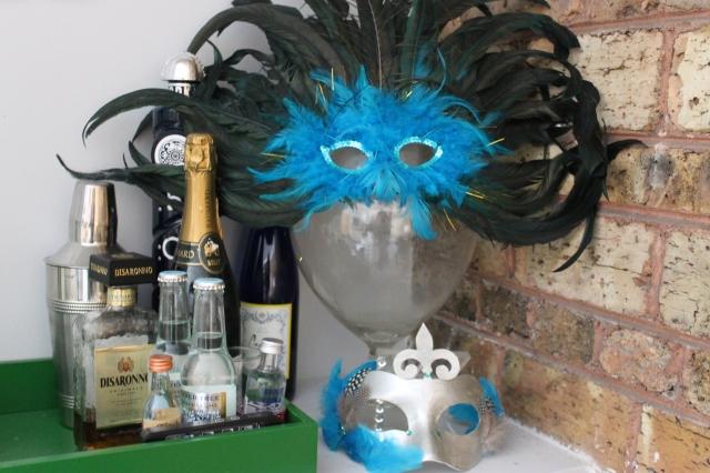 Mardi Gras Mask 9